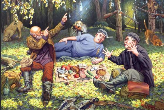 Байки из Пуйги — 13: Охотники