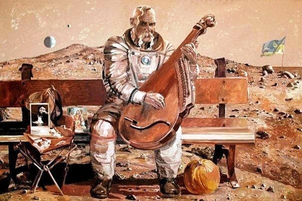 Без космодрома... (by Полёт Разборов)