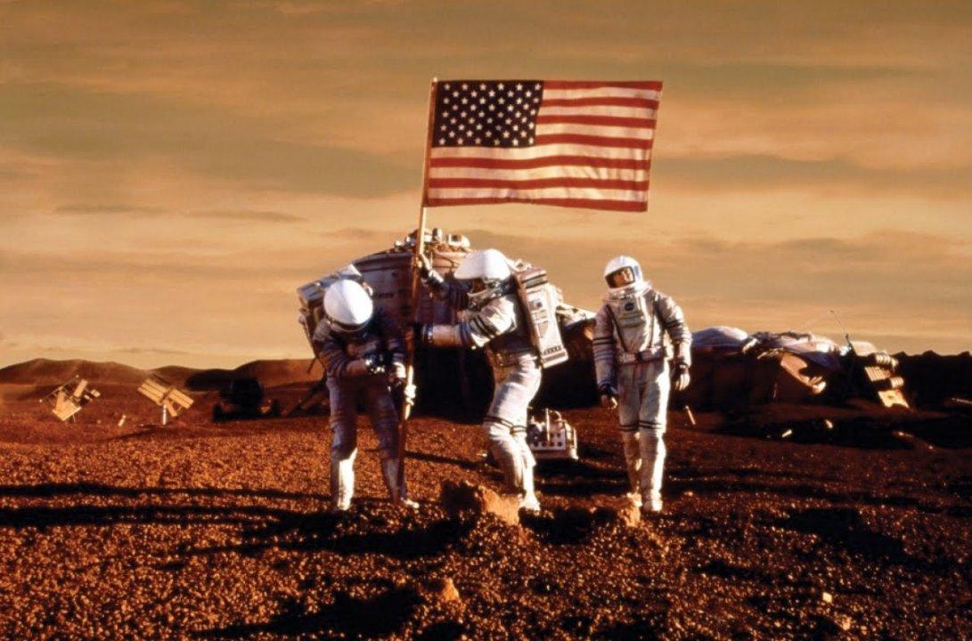 Марсианские истории...(by Полёт Разборов)