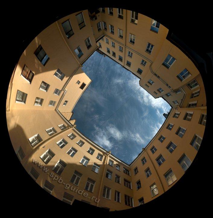 О дворцах и квартирах