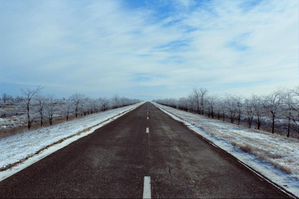 Дорога в небо