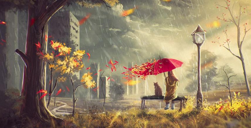Проказница Осень