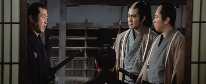 Возвращение самурая. Часть вторая. Новый отряд. Глава 2.