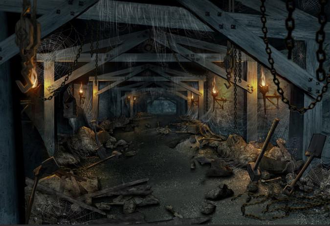 Реванш Часть 40 Происшествие в шахте