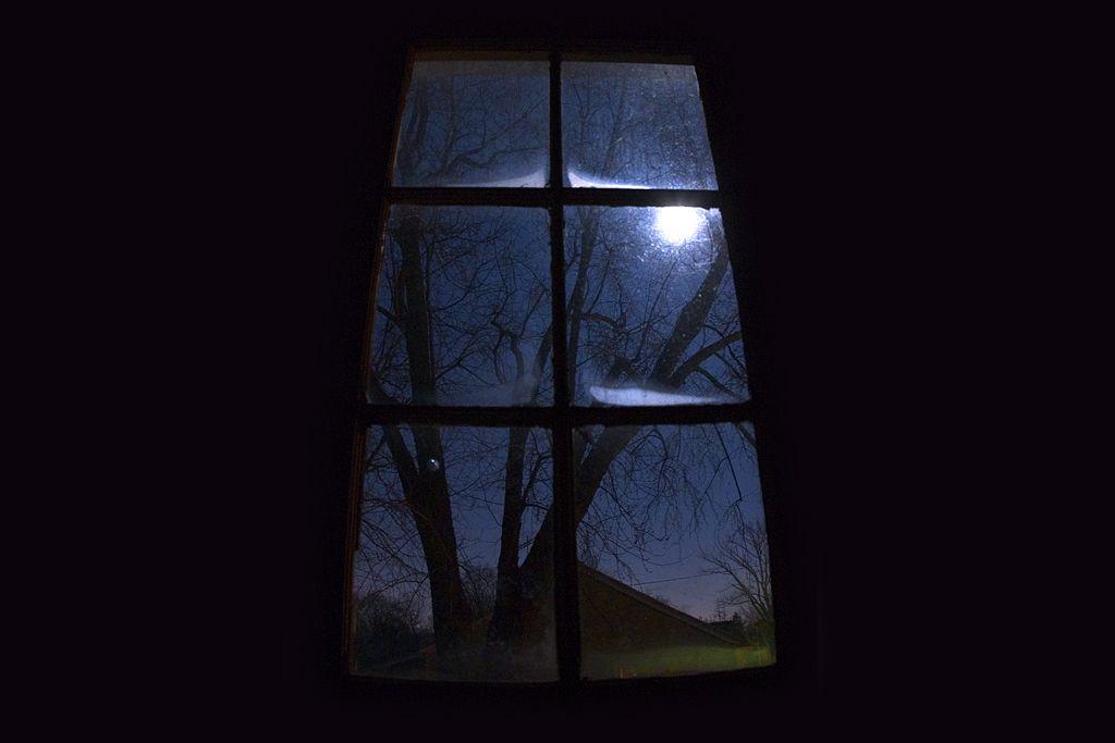 Я снова вижу свет луны