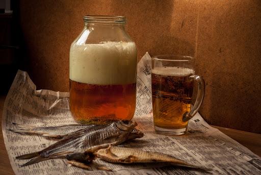 Пиво... (by Полёт Разборов)